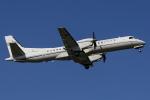 西風さんが、大館能代空港で撮影した国土交通省 航空局 2000の航空フォト(写真)
