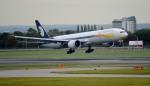 kamerajiijiさんが、ロンドン・ヒースロー空港で撮影したジェットエアウェイズ 777-35R/ERの航空フォト(写真)