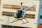 NCT310さんが、東京ヘリポートで撮影した日本個人所有 R22 Beta IIの航空フォト(写真)