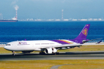 菊池 正人さんが、中部国際空港で撮影したタイ国際航空 A330-343Xの航空フォト(写真)