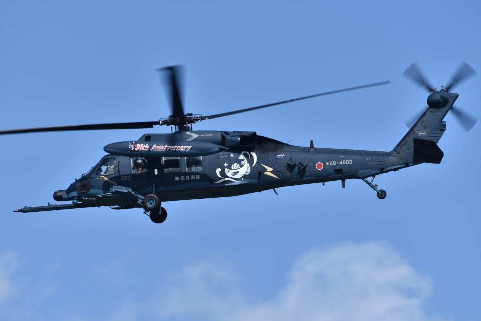 falconさんの航空自衛隊 Mitsubishi UH-60J (68-4600) 航空フォト