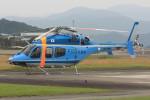 korosukeさんが、南紀白浜空港で撮影した長崎県警察 429 GlobalRangerの航空フォト(写真)