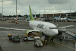 nobu2000さんが、アムステルダム・スキポール国際空港で撮影したエア・バルティック 737-53Sの航空フォト(写真)