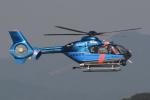 キイロイトリ1005fさんが、福岡空港で撮影した福岡県警察 EC135P2+の航空フォト(写真)