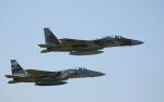 asuto_fさんが、新田原基地で撮影した航空自衛隊 F-15J Eagleの航空フォト(写真)