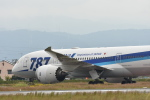 いんちょーさんが、松山空港で撮影した全日空 787-8 Dreamlinerの航空フォト(写真)