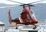 LOTUSさんが、八尾空港で撮影したアカギヘリコプター K-1200 K-Maxの航空フォト(写真)