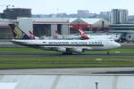 resocha747さんが、シドニー国際空港で撮影したシンガポール航空カーゴ 747-412F/SCDの航空フォト(写真)