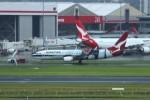 resocha747さんが、シドニー国際空港で撮影したカンタス航空 737-838の航空フォト(写真)