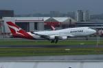 resocha747さんが、シドニー国際空港で撮影したカンタス航空 747-438/ERの航空フォト(写真)