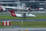 resocha747さんが、シドニー国際空港で撮影したイースタン・オーストラリア・エアラインズ DHC-8-202Q Dash 8の航空フォト(写真)