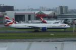 resocha747さんが、シドニー国際空港で撮影したブリティッシュ・エアウェイズ 777-336/ERの航空フォト(写真)