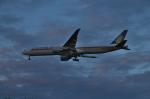 トシさんさんが、成田国際空港で撮影したシンガポール航空 777-312/ERの航空フォト(写真)