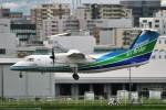 kiraboshi787さんが、福岡空港で撮影したオリエンタルエアブリッジ DHC-8-201Q Dash 8の航空フォト(写真)