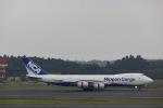 たかきさんが、成田国際空港で撮影した日本貨物航空 747-8KZF/SCDの航空フォト(写真)