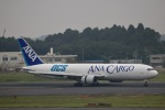 鷹輝@SKY TEAMさんが、成田国際空港で撮影した全日空 767-381Fの航空フォト(写真)