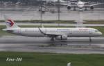RINA-200さんが、羽田空港で撮影した中国東方航空 A321-231の航空フォト(写真)