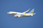 kumagorouさんが、仙台空港で撮影したAIR DO 737-781の航空フォト(写真)