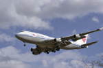 senyoさんが、成田国際空港で撮影した中国国際航空 747-4J6の航空フォト(写真)