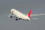 せせらぎさんが、羽田空港で撮影した日本航空 777-246の航空フォト(写真)