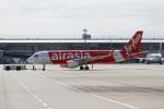 ころちゃんさんが、中部国際空港で撮影したエアアジア・ジャパン A320-216の航空フォト(飛行機 写真・画像)
