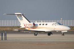 なごやんさんが、中部国際空港で撮影したprivate 510 Citation Mustangの航空フォト(写真)