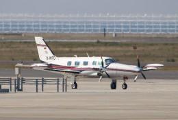 なごやんさんが、中部国際空港で撮影したPrivate PA-31T2-620 Cheyenne IIXLの航空フォト(写真)