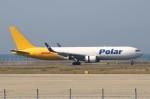 なごやんさんが、中部国際空港で撮影したポーラーエアカーゴ 767-3JHF(ER)の航空フォト(写真)