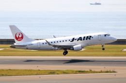 なごやんさんが、中部国際空港で撮影したジェイ・エア ERJ-170-100 (ERJ-170STD)の航空フォト(写真)