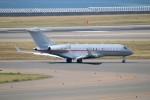 なごやんさんが、中部国際空港で撮影したビスタジェット BD-700-1A10 Global 6000の航空フォト(写真)