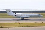 なごやんさんが、中部国際空港で撮影したYoung Brothers Holdings Limited G-IVの航空フォト(写真)
