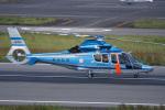 神宮寺ももさんが、高松空港で撮影した香川県警察 EC155B1の航空フォト(写真)
