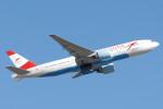 banshee02さんが、成田国際空港で撮影したオーストリア航空 777-2Z9/ERの航空フォト(写真)
