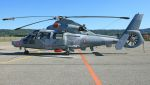 C.Hiranoさんが、ル・リュク=ル・カネ陸軍基地で撮影したフランス海軍 AS565SA Pantherの航空フォト(写真)