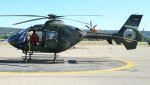 Chikaの航空見聞録さんが、ル・リュク=ル・カネ陸軍基地で撮影したドイツ空軍 EC135T1の航空フォト(飛行機 写真・画像)