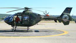 cathay451さんが、ル・リュク=ル・カネ陸軍基地で撮影したドイツ空軍 EC135T1の航空フォト(飛行機 写真・画像)