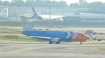 誘喜さんが、シンガポール・チャンギ国際空港で撮影したマイ・インド・エアラインズ 737-3Z0(SF)の航空フォト(写真)