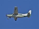 tetuさんが、札幌飛行場で撮影した共立航空撮影 208 Caravan Iの航空フォト(写真)