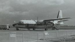TKOさんが、大分空港で撮影した全日空 F27-241 Friendshipの航空フォト(飛行機 写真・画像)