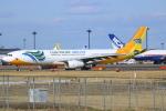 Koba UNITED®さんが、成田国際空港で撮影したセブパシフィック航空 A330-343Xの航空フォト(写真)