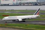 バイクオヤジさんが、羽田空港で撮影したエールフランス航空 777-228/ERの航空フォト(写真)