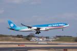 ポン太さんが、成田国際空港で撮影したエア・タヒチ・ヌイ A340-313Xの航空フォト(写真)