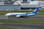 resocha747さんが、福岡空港で撮影した全日空 737-881の航空フォト(写真)