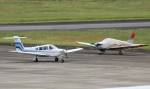 CL&CLさんが、奄美空港で撮影した日本法人所有 PA-28RT-201T Turbo Arrow IVの航空フォト(写真)