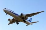 Spiral FLYさんが、新千歳空港で撮影した全日空 777-281/ERの航空フォト(写真)