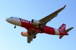 Spiral FLYさんが、新千歳空港で撮影したエアアジア・ジャパン A320-216の航空フォト(飛行機 写真・画像)