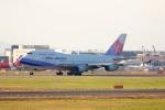 Spiral FLYさんが、新千歳空港で撮影したチャイナエアライン 747-409の航空フォト(飛行機 写真・画像)