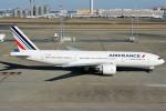 Spot KEIHINさんが、羽田空港で撮影したエールフランス航空 777-228/ERの航空フォト(写真)
