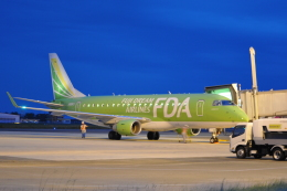 M.Ochiaiさんが、宮崎空港で撮影したフジドリームエアラインズ ERJ-170-200 (ERJ-175STD)の航空フォト(写真)