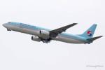 triton@blueさんが、岡山空港で撮影した大韓航空 737-9B5の航空フォト(写真)